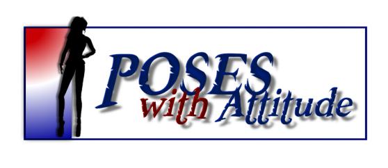 PWA - Pose With Attitude logo