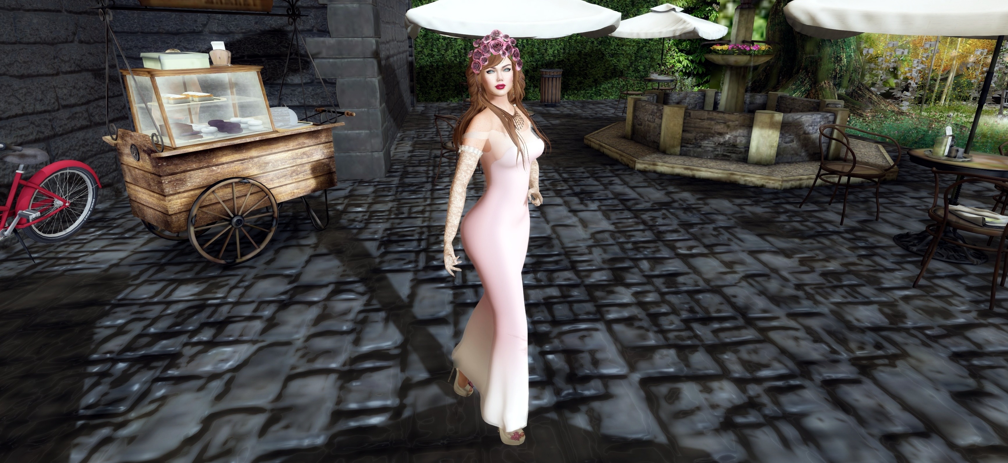 Blog14X-pinkgown-with PWApara10R_002A