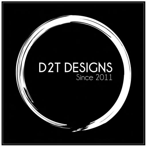 D2T Logo @2018 [black] 700x700